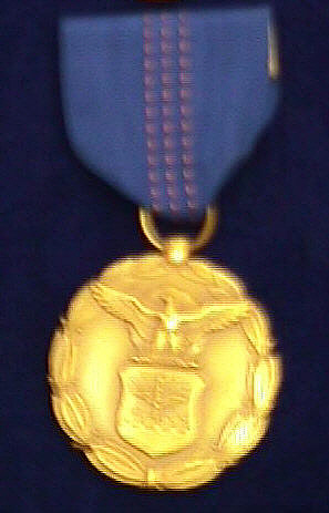 Medal, Exceptional Civilian Service, U.S. Air Force, 1951, Charles S. Draper