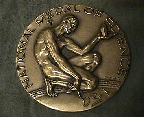 Medal, Presidential National Medal of Science, 1964, Charles S. Draper