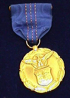 Medal, Large, Exceptional Civilian Service, U.S. Air Force, 1969, C. S. Draper