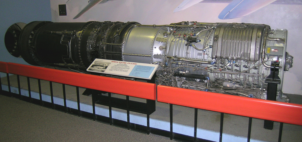 General Electric J79-GE-2 Turbojet Engine