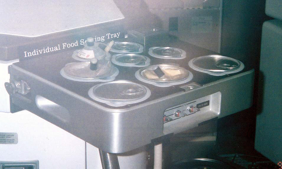 Tray, Food Heating, Skylab