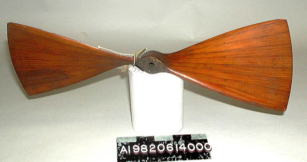 Test Propeller, No. 1, Langley