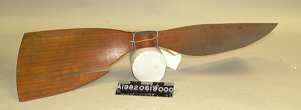 Test Propeller, No. 11, Langley