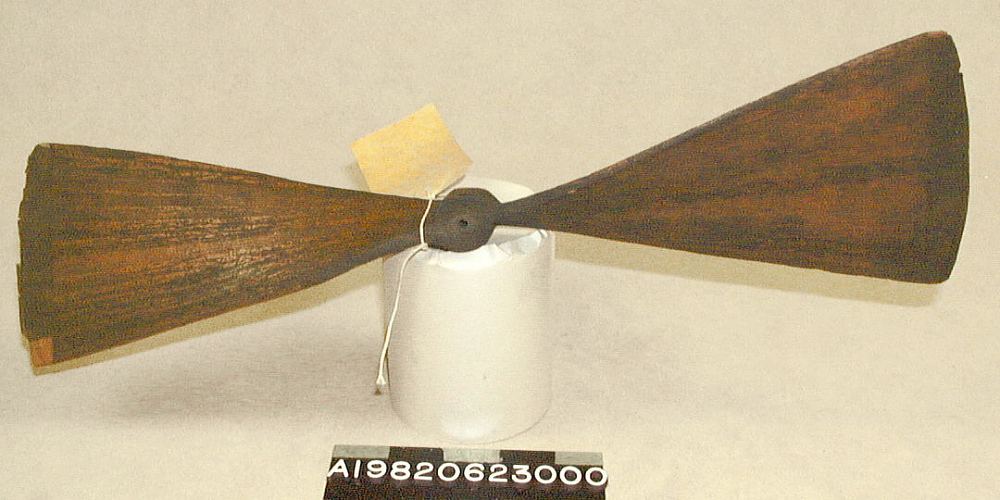 Test Propeller, Langley