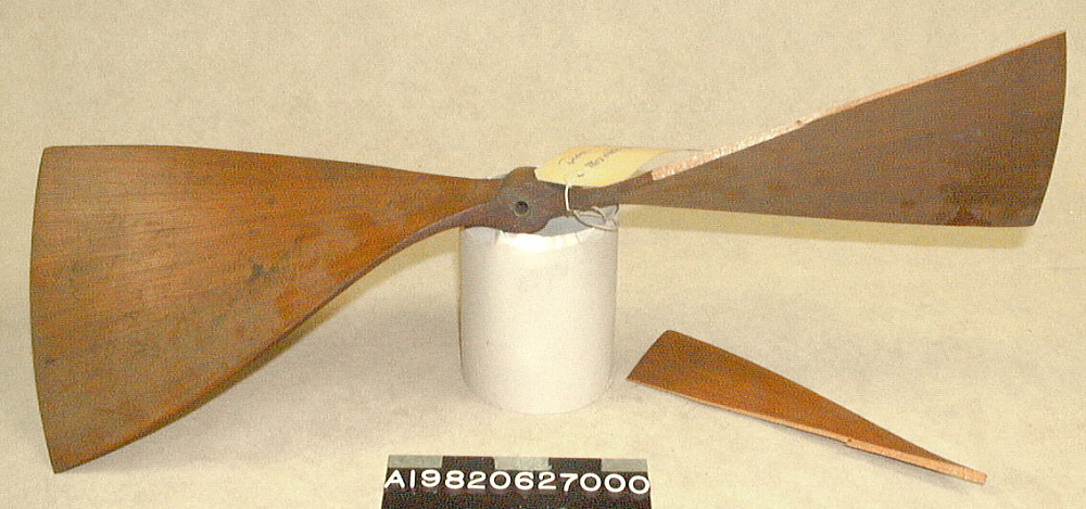 Test Propeller, No. 6/4, Langley