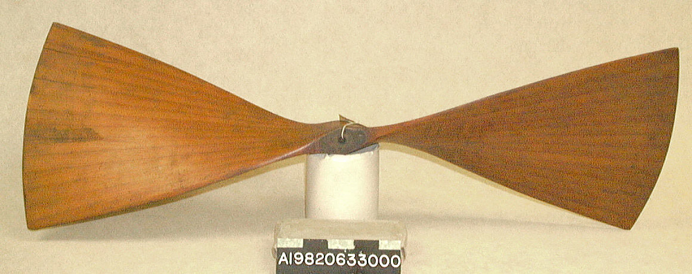 Test Propeller, No. 16, Langley,Test Propeller, No. 16, Langley