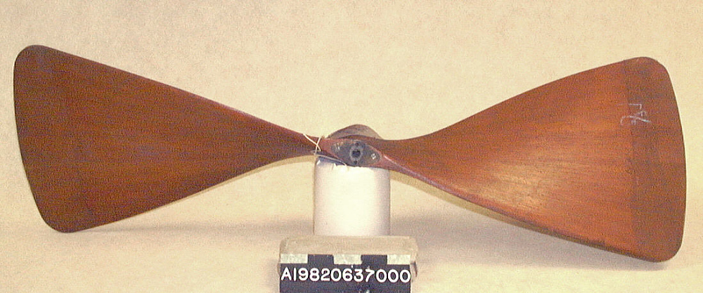 Test Propeller, No. 13, Langley
