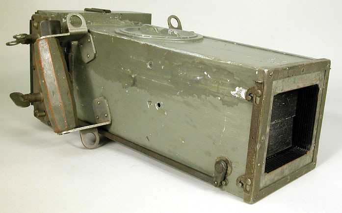Camera, Aerial, Hand-Held, Kodak A-1, U.S. Navy