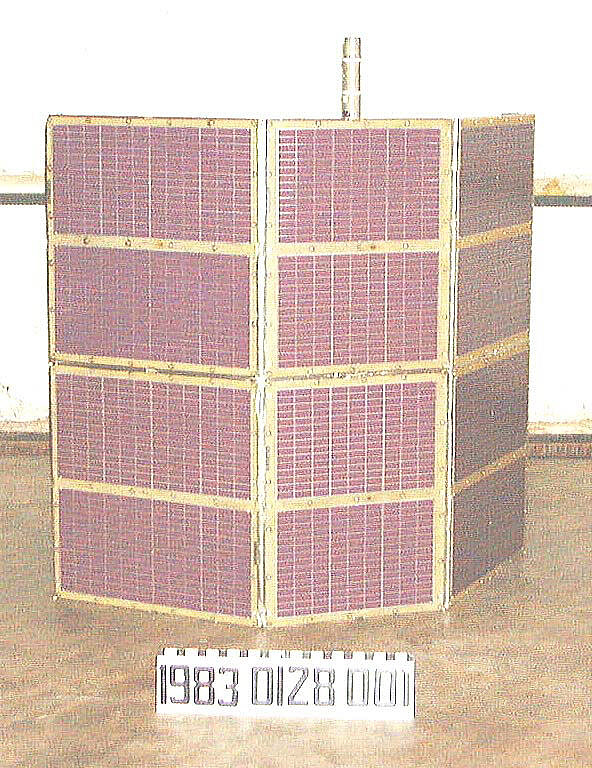 Solar Panel, Satellite, IUE, Test Unit,Solar Panel, Satellite, IUE, Test Unit