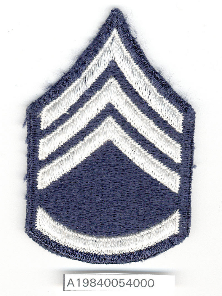 Badge Senior Member / Staff Sergeant, Civil Air Patrol (CAP)