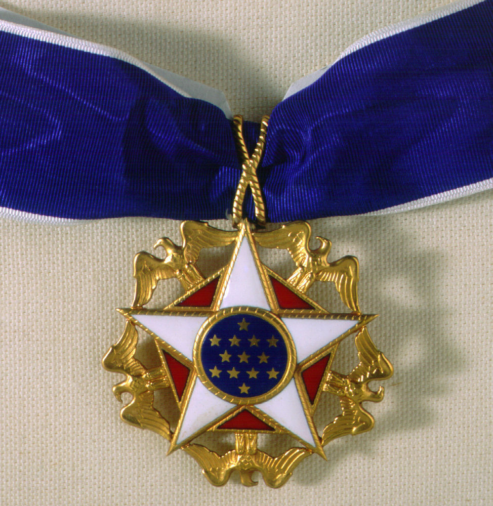 Presidential Medal of Freedom, 1968, James Webb,Presidential Medal of Freedom, 1968, James Webb