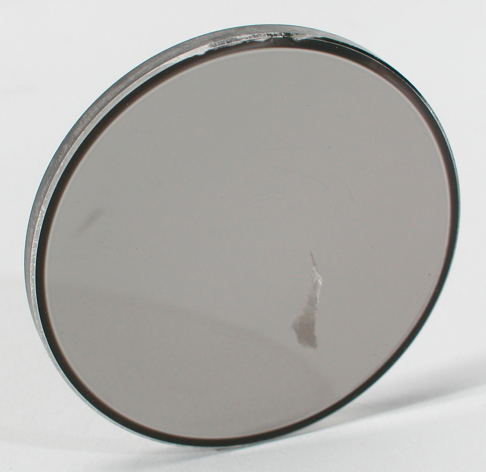 Lens/Filter, Polar 1, ATM Contamination Coronagraph