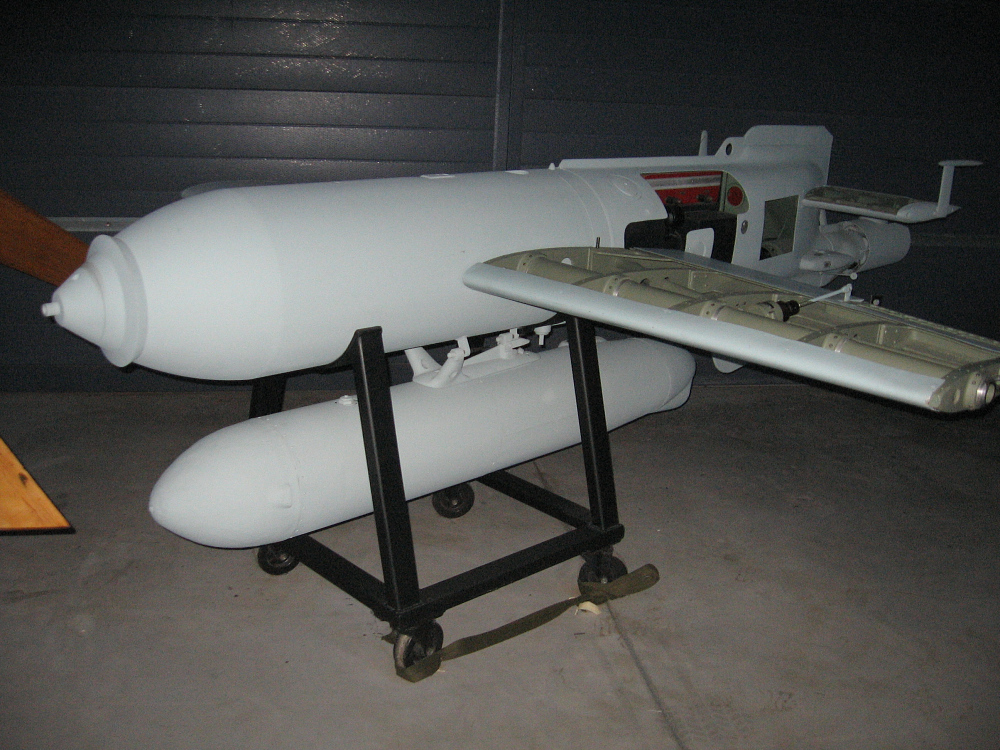 Missile, Air-to-Surface, Henschel Hs 293 A-1