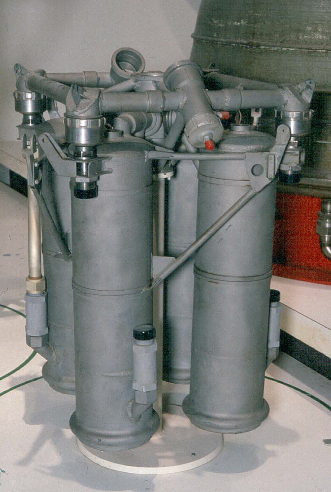 Rocket Engine, Liquid Fuel, XLR35-RM-1