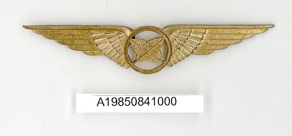 Badge, Administrative Officer, Brazilian Air Force,Badge, Administrative Officer, Brazilian Air Force