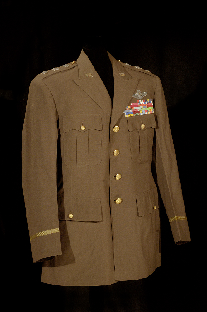 Coat, Service, Type M1940, United States Army Air Forces, Gen. Ira Eaker