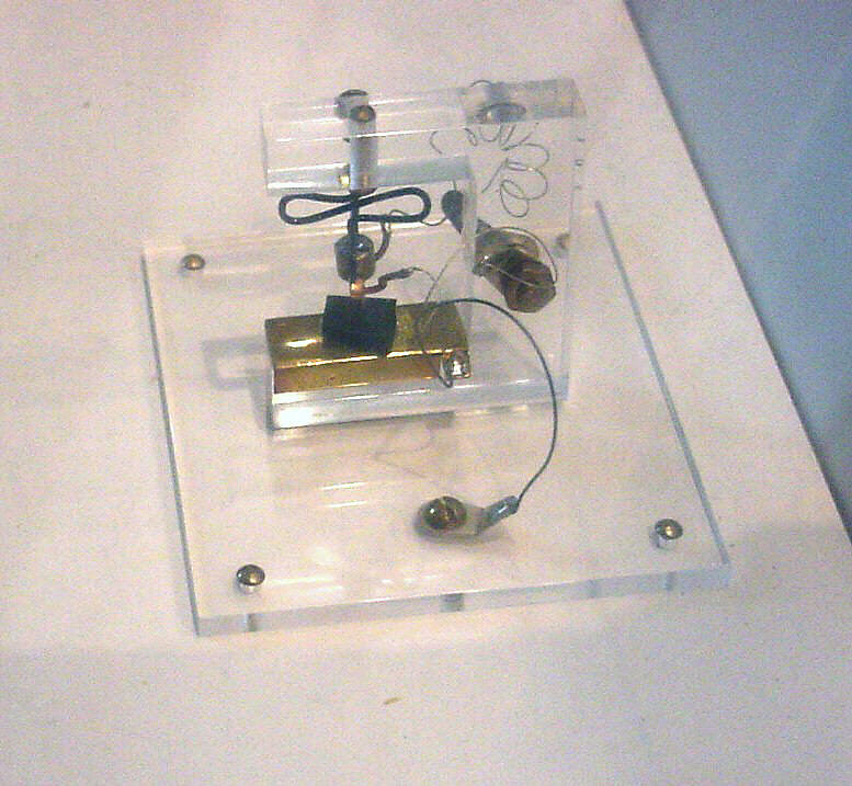Transistor, Replica of World's First