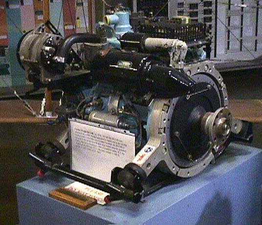 Wright Aeronautical (Wankel) RC2-60 Rotary Engine