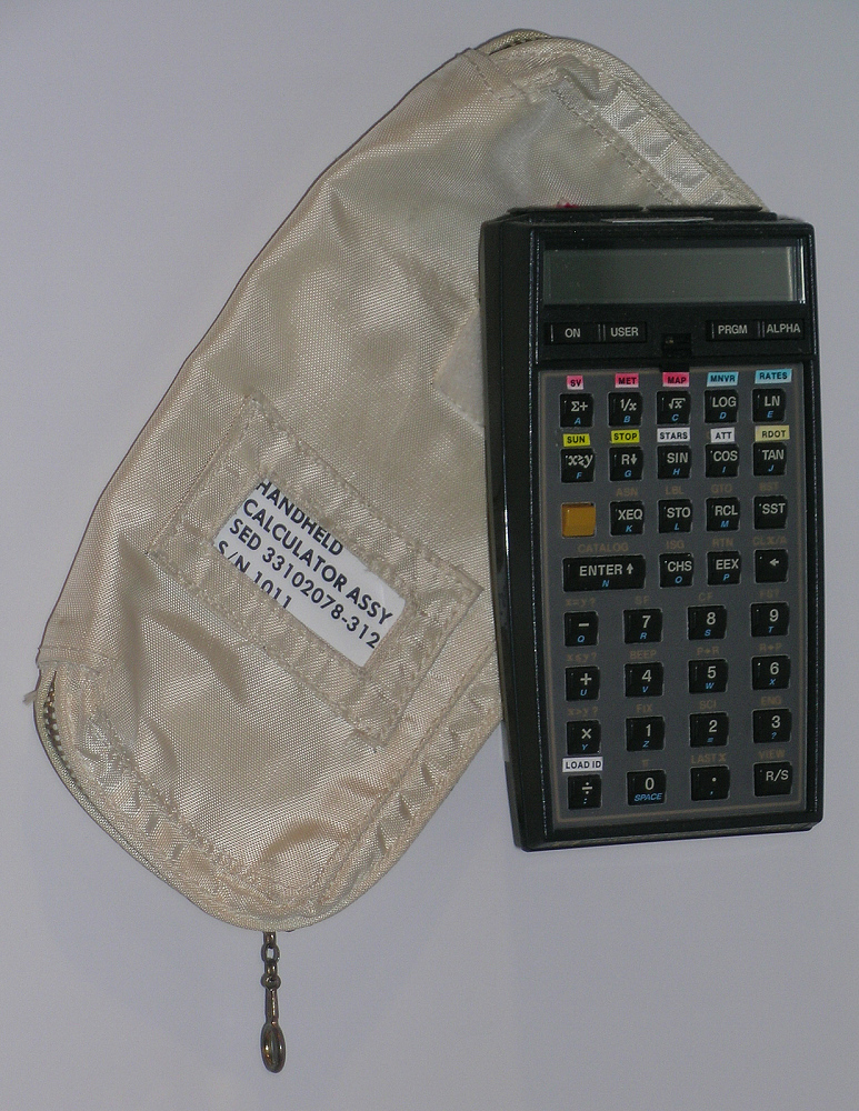 Calculator, Hand-held, HP 41