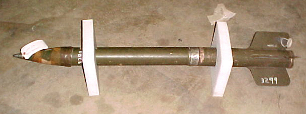 Rocket, Solid Fuel, Artillery, 94mm DM19,Rocket, Solid Fuel, Artillery, 94mm DM19