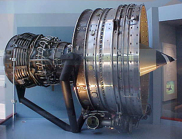 CFM International CFM56-2 Turbofan Engine