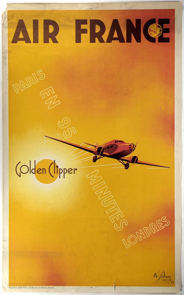 Golden Clipper