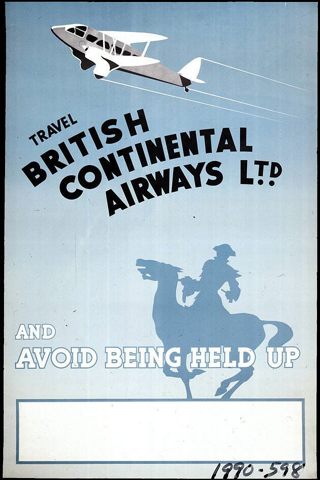 Travel British Continental Airways Ltd and Avoid Being Held Up