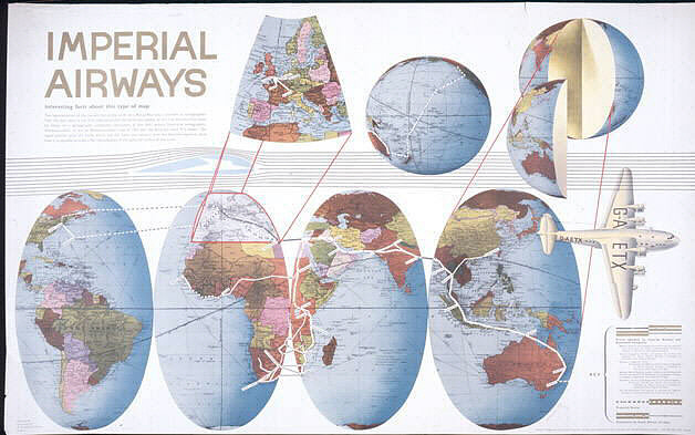 Imperial Airways Interesting Facts About This Type of Map