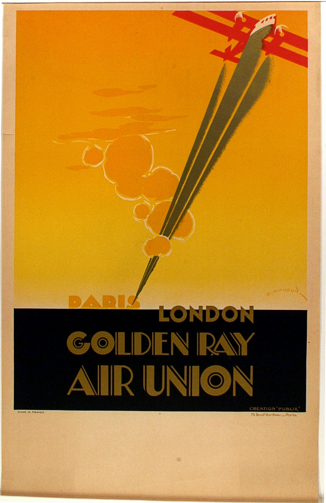 Air Union Golden Ray