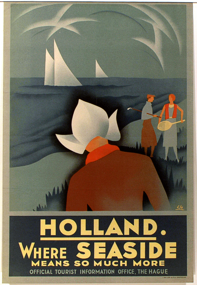 Holland: Where Seaside Means So Much More