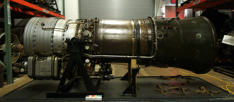 Tumansky R-11 Turbojet Engine