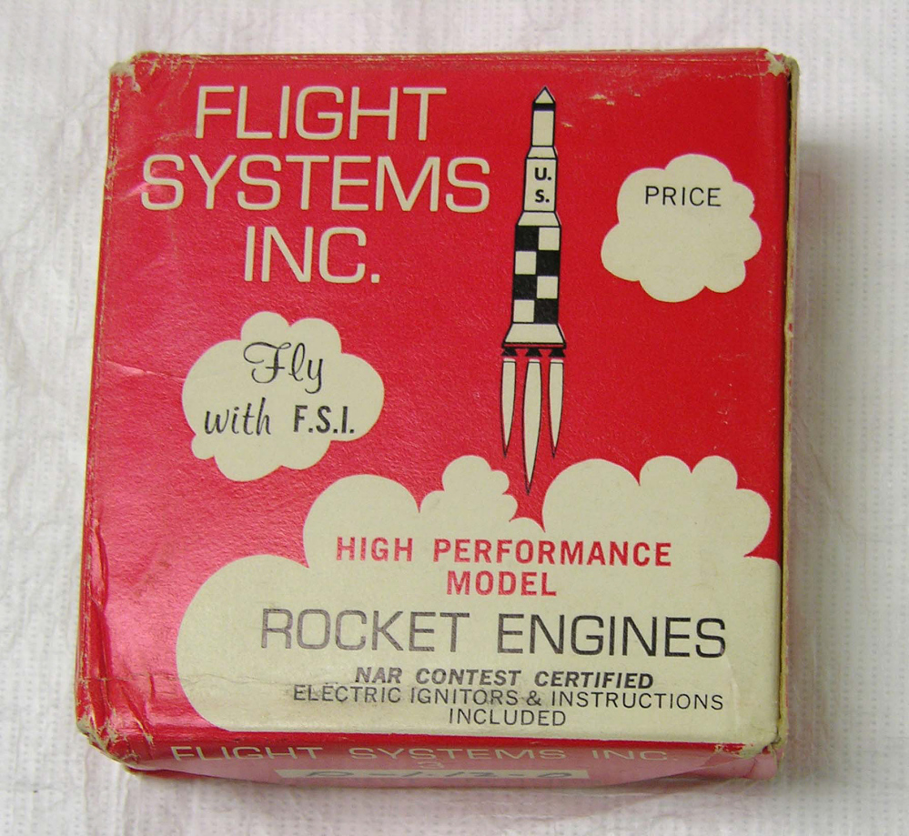 Motors, Model Rocket, Set, Flight Systems, Inc