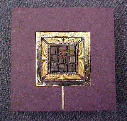 Integrated Circuit, SETI