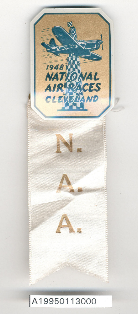 Badge, 1948 Cleveland Air Races,Badge, 1948 Cleveland Air Races