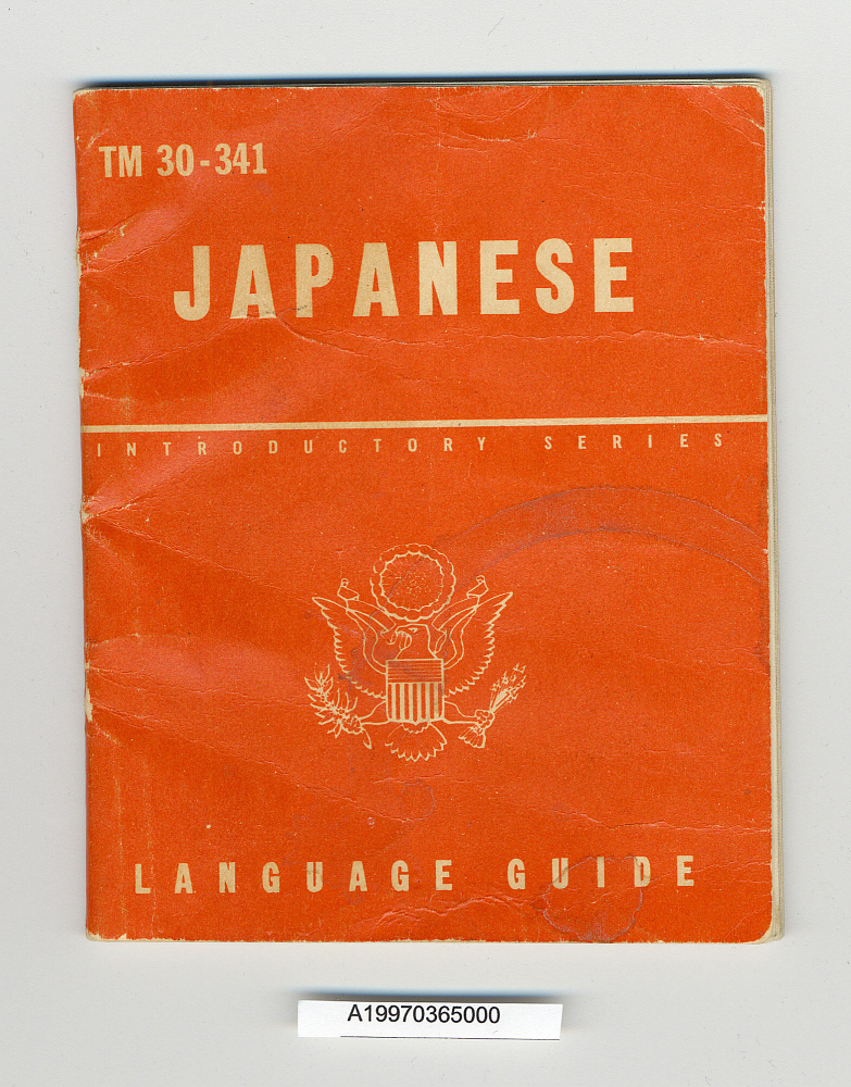 Language Guide, Japanese TM 30-341