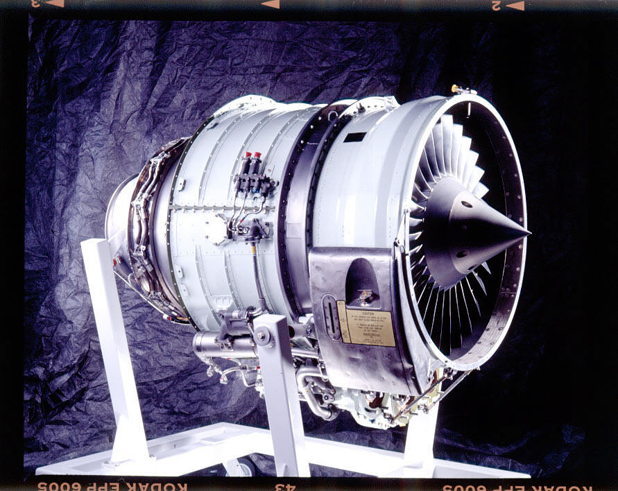 Garrett (Allied Signal) TFE731-3R Turbofan Engine,Garrett (Allied Signal) TFE731-3R Turbofan Engine