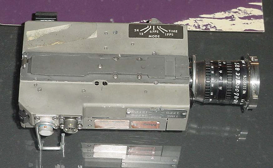Camera, Data Acquisition, Command Module, 16mm, Apollo 11