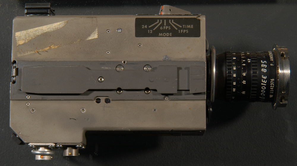 Film Magazine, Maurer, 16mm, Apollo 11