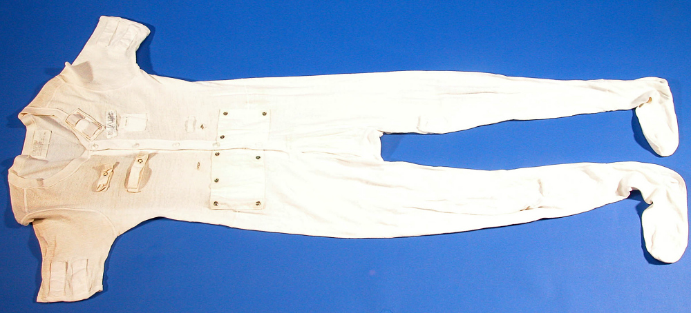Constant Wear Garment, Collins, Apollo 11