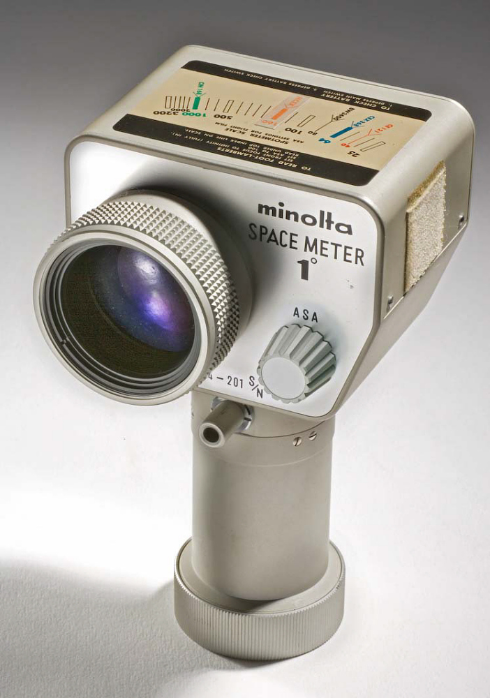 Spotmeter, 1 Degree, Automatic, Apollo 11