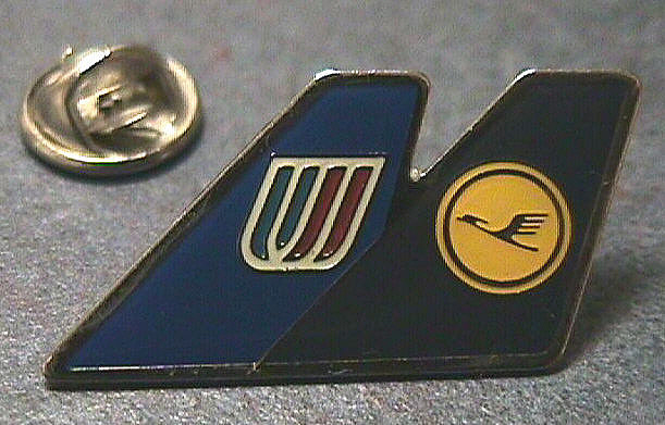 Pin, Lapel, United Airlines,Pin, Lapel, United Airlines