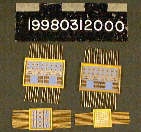 Microelectronic Hybrids