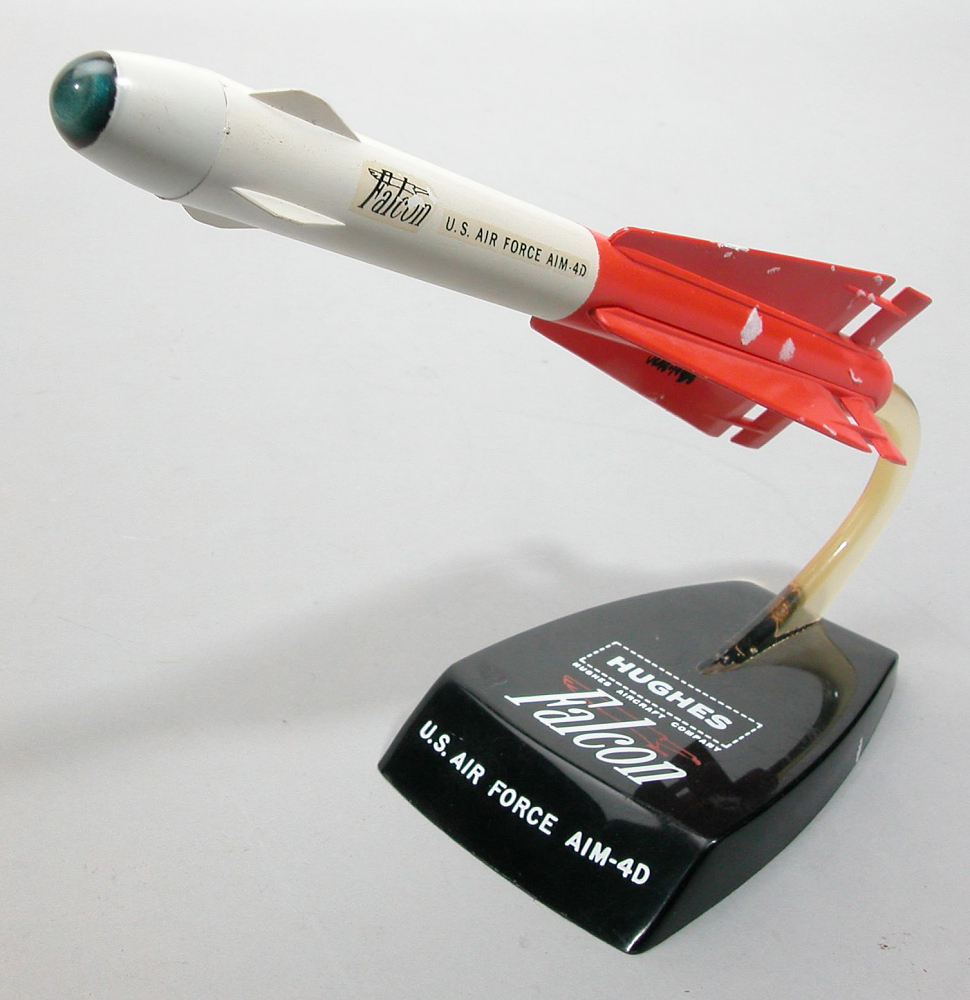 Model, Missile, Falcon AIM-4D