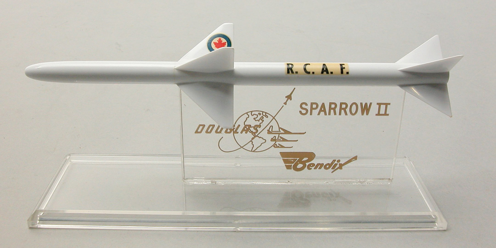 Model, Missile, Sparrow II (Canadian),Model, Missile, Sparrow II (Canadian)