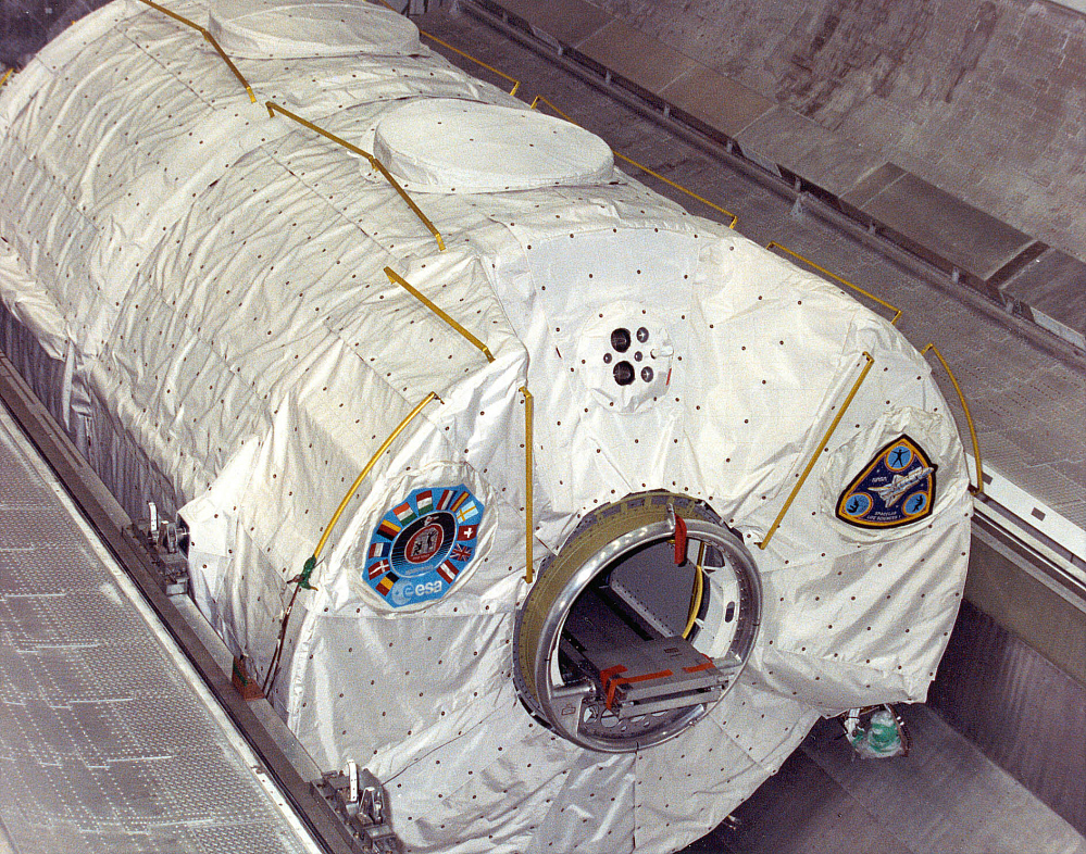 Spacelab, Laboratory Module