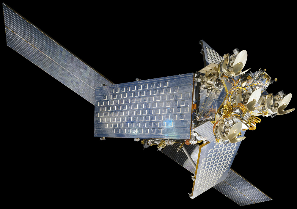 Communications Satellite, Iridium