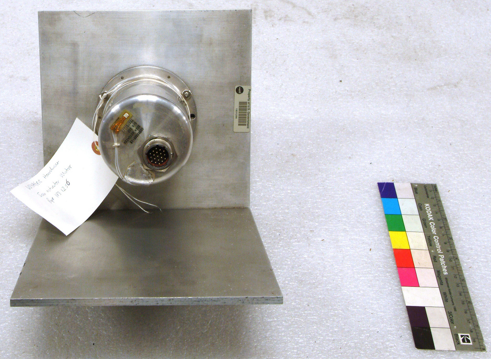 Scan Actuator Motor, Voyager Spacecraft