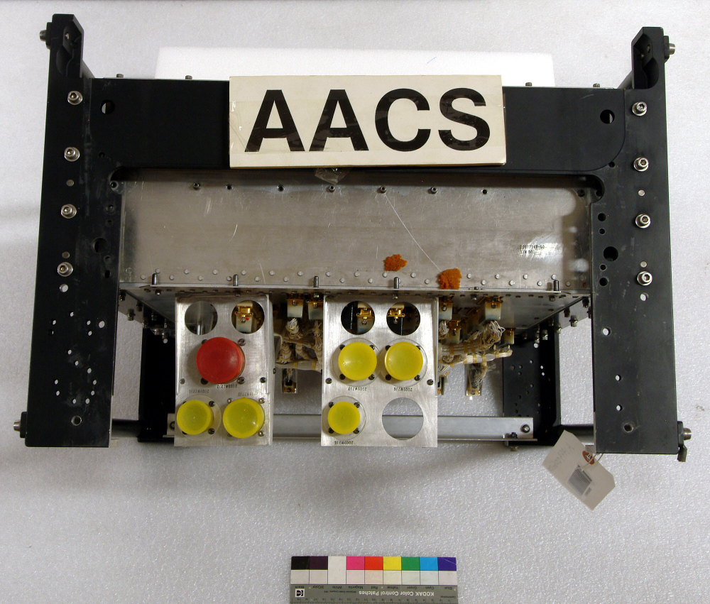 AACS (Attitude and Articulation Control Subsystem) Bay Assembly, Voyager