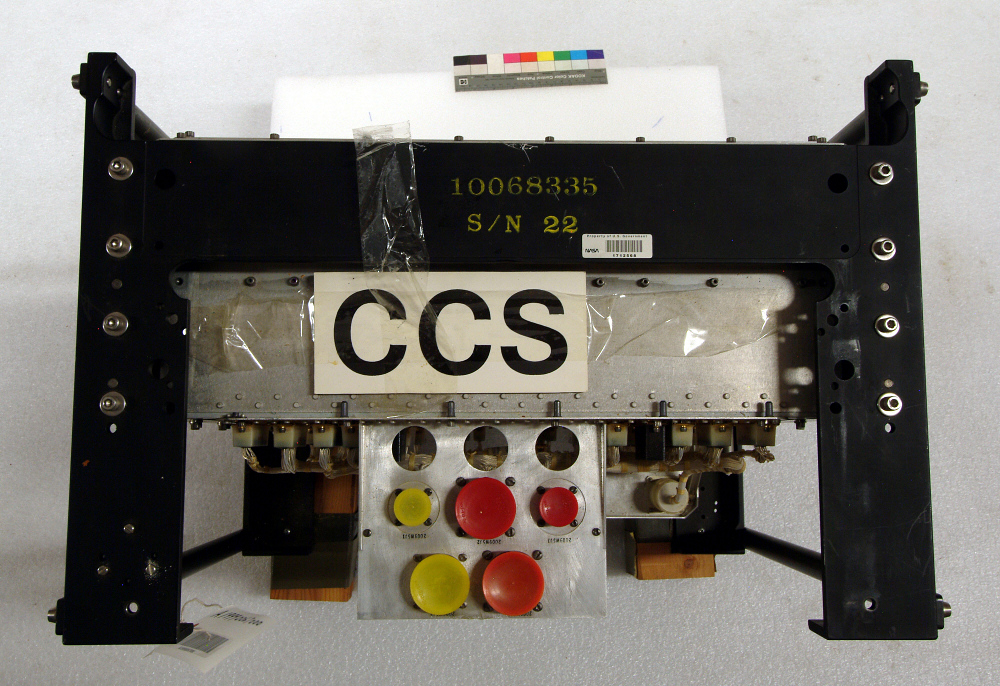 CCS (Command and Control Subsystem) Bay Assembly, Voyager Spacecraft