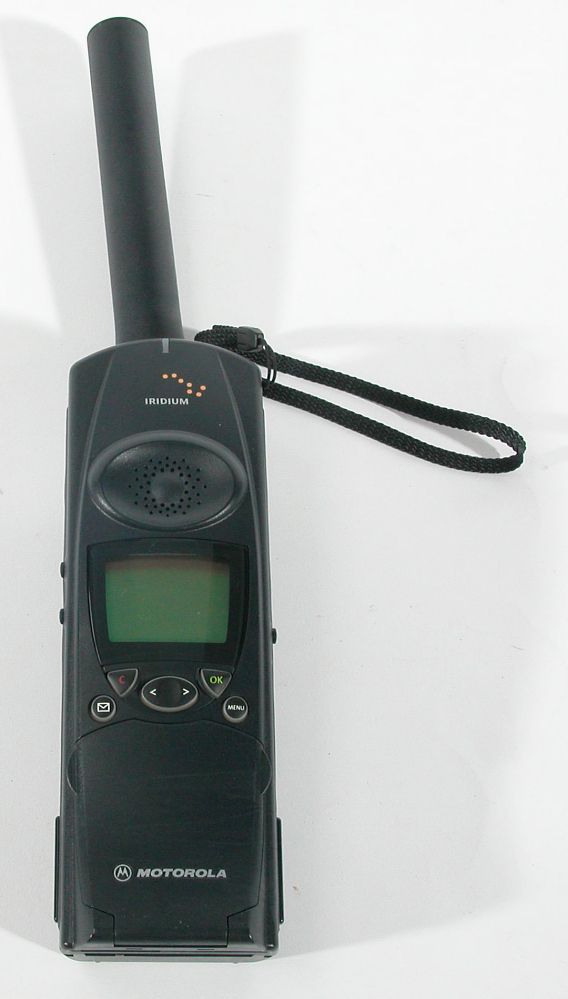 Satellite Phone, Iridium